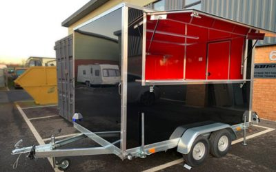 Choosing the Right Catering Trailer for You