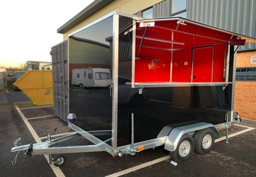 Questions for catering trailers manufacturer