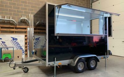 New Vs Second Hand (Used) Catering Trailers
